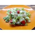 Vegetariánský salát s žitnou vlákninou