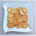 Slané sýrové krekry - zdravá kuchařka